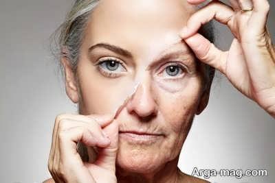 رابطه کمبود آب در بدن با پیری در چیست؟