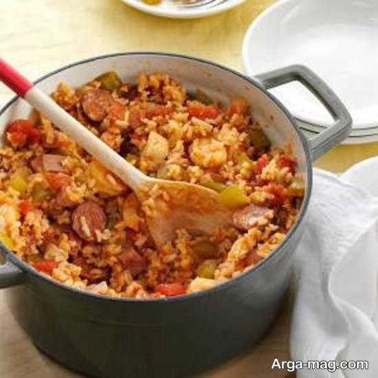 طرز پخت جامبالایا غذایی خوش طعم و مقوی