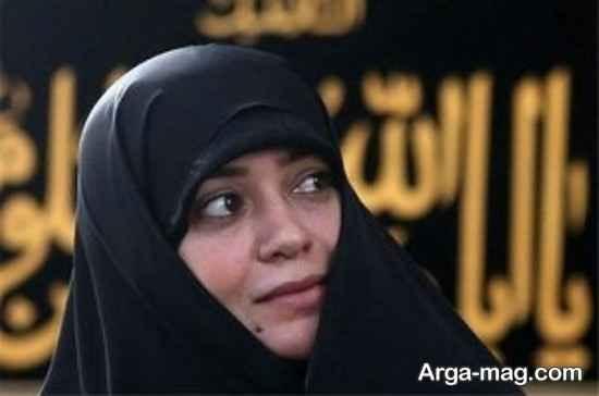 همسر دوم الهام چرخنده روحانی است!