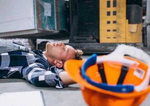 توصیه های حوادث ناشی از کار