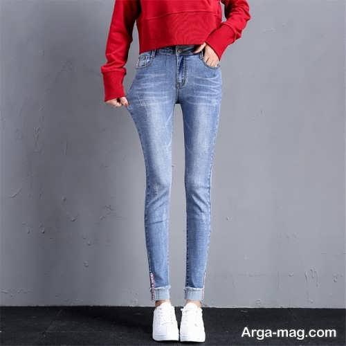 شلوار جین دخترانه