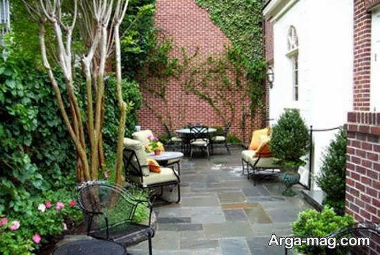 ایده هایی بینظیر و خارق العاده از تزیینات حیاط خلوت