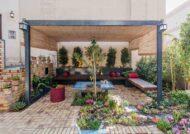 ایده هایی زیبا و جذاب از تزیین حیاط خلوت برای تمامی سلیقه ها