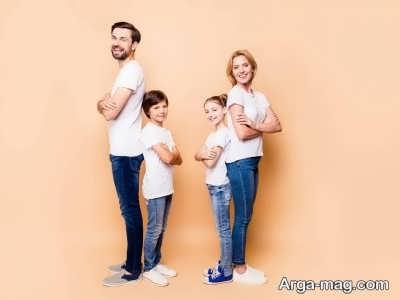متن دلنشین در مورد پدر و مادر