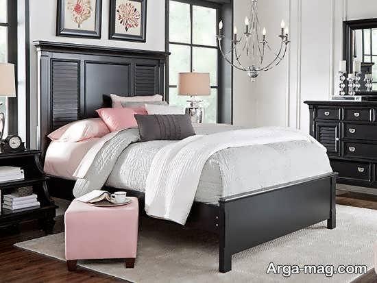 دیزاین تخت خواب در اتاق خواب با رعایت برخی اصول