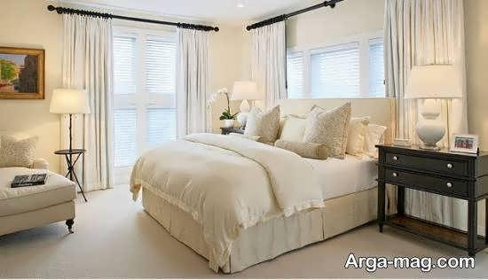 نمونه هایی متفاوت و جذاب از دیزاین تخت خواب