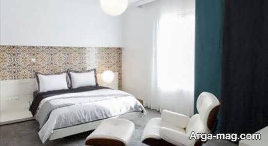نمونه هایی ایده آل و ناب از دیزاین تخت خواب در منزل