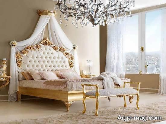 نمونه هایی منحصر به فرد از دیزاین و طراحی تخت خواب در منزل