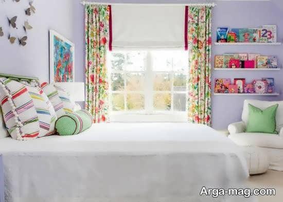 چیدمان تخت خواب یکی از بخش های مهم اتاق خواب