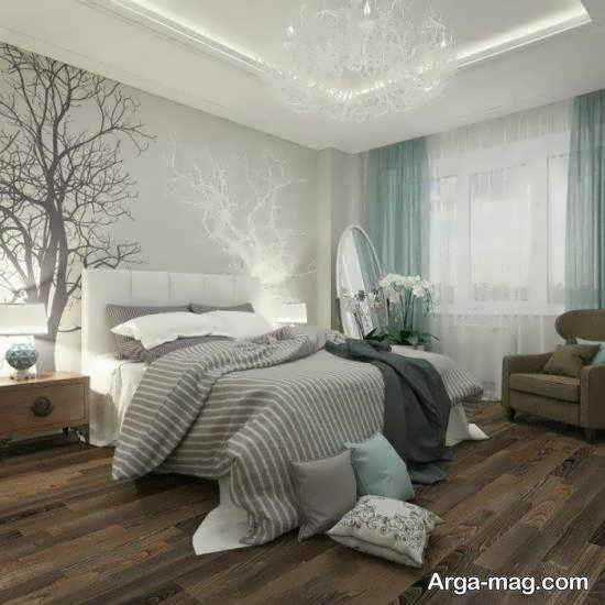 ایده هایی نو و متفاوت از دیزاین تخت خواب همراه با اصول