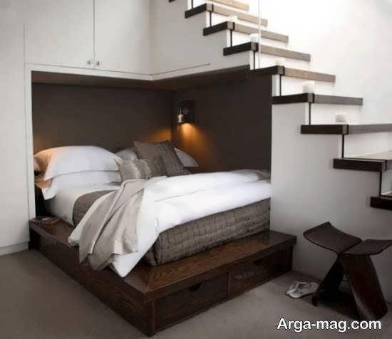 طراحی و دیزاین تخت خواب براغی تمامی سلیقه ها