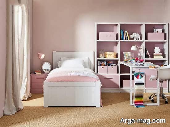 نمونه هایی فوق العاده از دیزانی و تزیینات تخت خواب