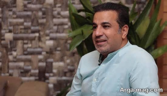 آشنایی با شرح زندگی علی سلیمانی بازیگر مشهور ایرانی