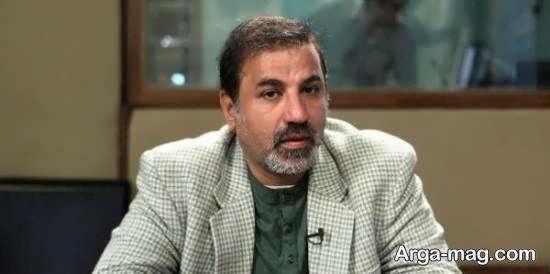 زندگینامه علی سلیمانی هنرپیشه و مجری تلویزیونی