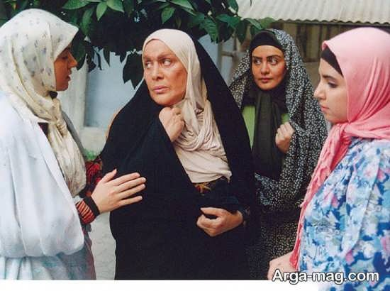 بیوگرافی محبوبه بیات بازیگر ایرانی