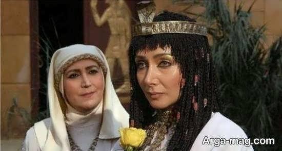 آشنایی با بیوگرافی مهوش صبرکن بازیگر زن ایرانی باسابقه