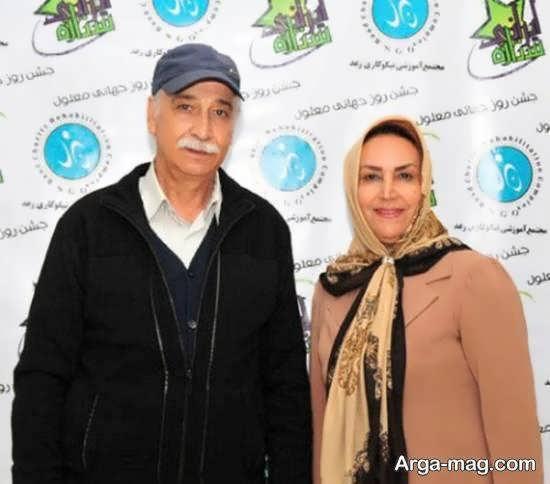زندگینامه مهوش صبرکن همبازی محمود پاک نیت در نمایش شاتره