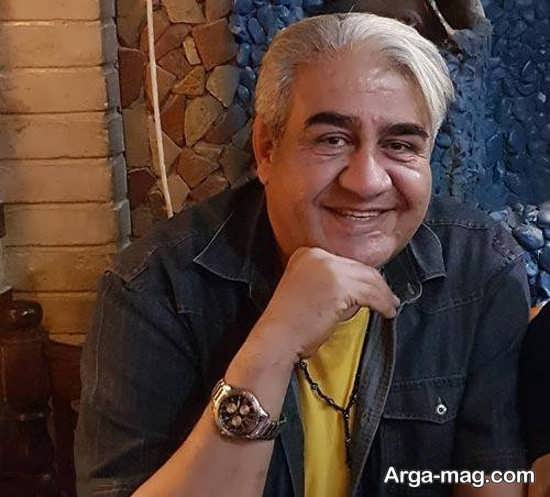 بیوگرافی مجید شهریاری بازیگر معروف ایرانی