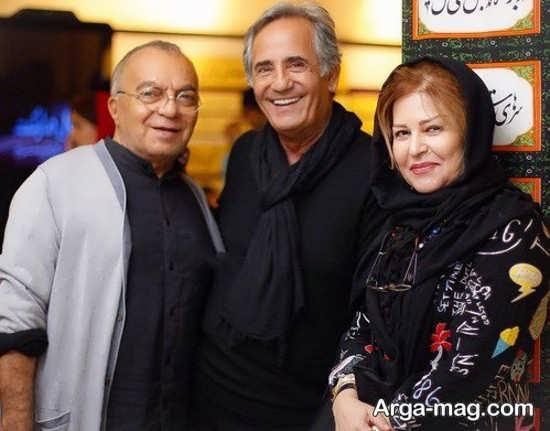 بیوگرافی مسعود فروتن و همسرش