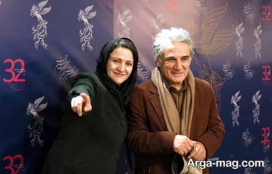 بیوگرافی مهدی هاشمی و همسرش