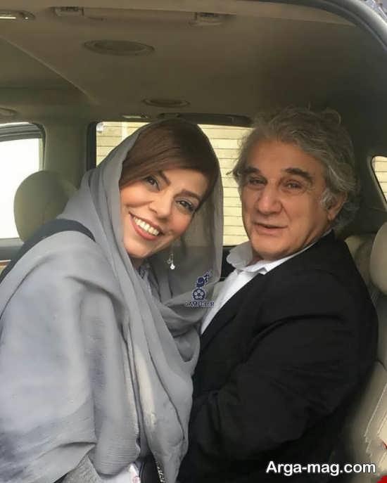 زندگینامه مهدی هاشمی و همسر دومش
