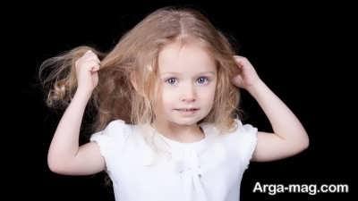 نگهداری و رشد موهای کودکان