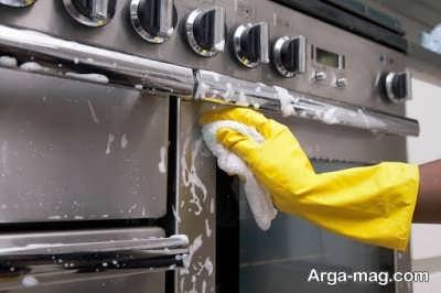 سرویس کردن لوازم برقی آشپزخانه