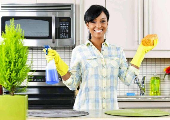 نکاتی درباره تمیز کردن لوازم برقی