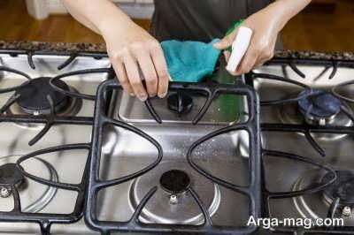 راهنمایی هایی تمیز کردن لوازم برقی