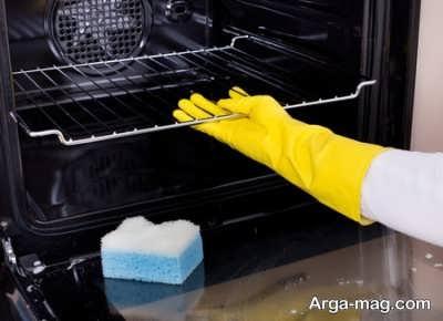 نظافت و تمیز کردن لوازم برقی