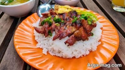 غذای معروف مردم کامبوج
