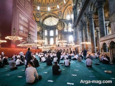 آشنایی با ادیان مردم ترکیه