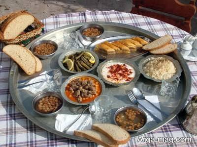 غذاهای محبوب در ترکیه