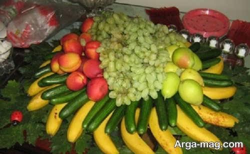 تزیین میوه خواستگاری