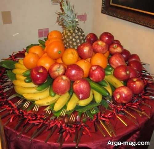 تزیین میوه برای خواستگاری