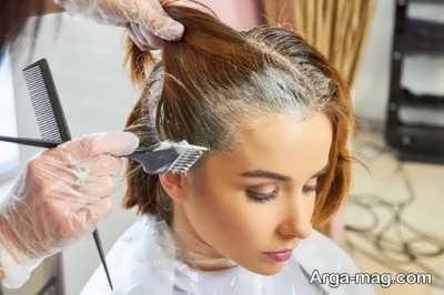 ضررهای ناشی از رنگ زدن مو