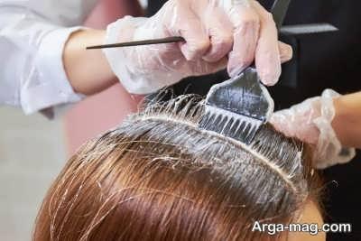 ضررهای استفاده از رنگ مو