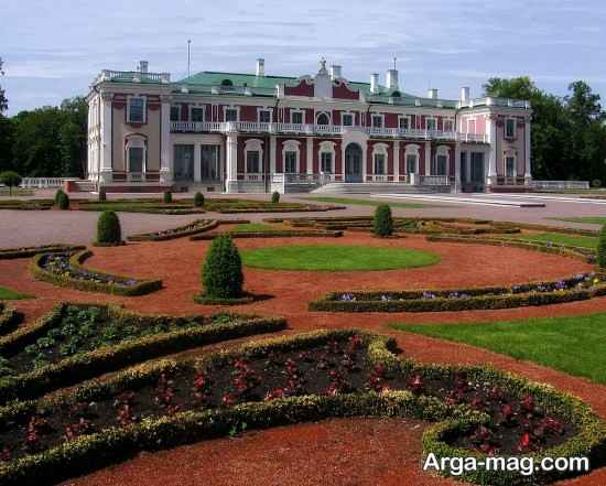 جاذبه فرهنگی استونی