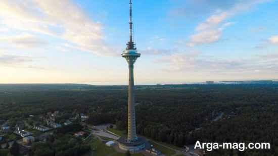 برج استونی