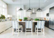 ایده های زیبا و جذابی از دکوراسیون آشپزخانه ارگونومیک