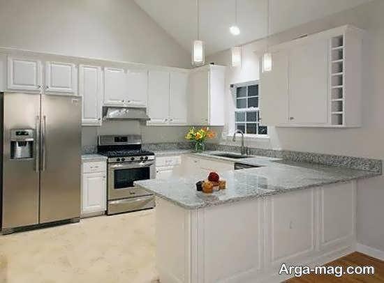 ایده هایی ایده آل و ناب از دیزاین آشپزخانه ارگونومی