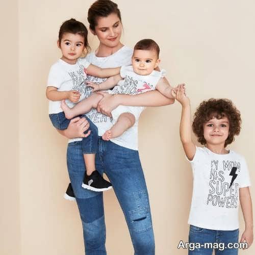 مدل ست لباس برای خانواده