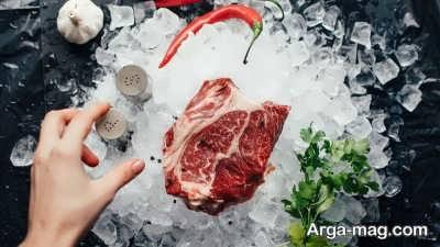 توصیه های مهم خوش طعم کردن گوشت