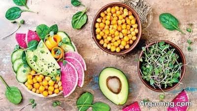انواع خوراکی های افزایش تمرکز
