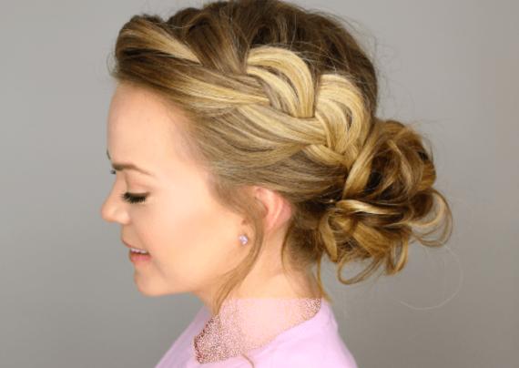 مدل موی فرانسوی