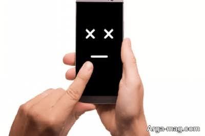 ریستارت شدن مکرر گوشی های مختلف