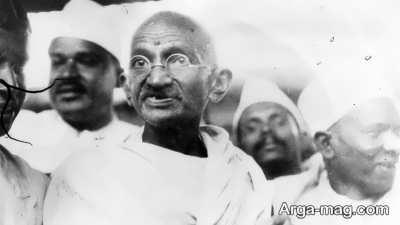اقدامات بزرگ گاندی برای استقلال هند