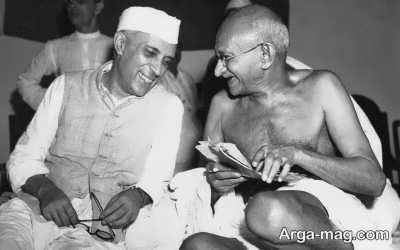 زندگی پر فراز و نشیب گاندی