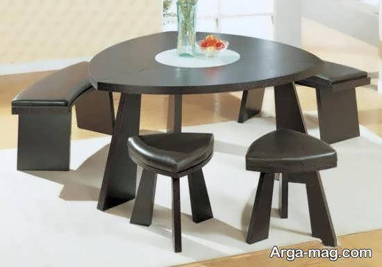 گالری شیکی از استفاده از شکل های هندسی در تزیین خانه