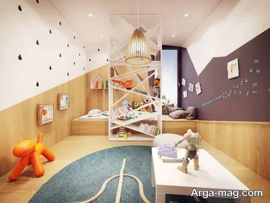 ایده هایی نو و شیک از استفاده از اشکال هندسی در تزیین خانه